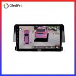 Dvd Android Oled C8S công nghệ mới trên xe Honda Civic 2018    Tặng Camera 360 qan sát toàn cảnh_1