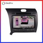 Dvd Android Oled C8S công nghệ mới trên xe kia Cerato  || Tặng Camera 360 quan sát toàn cảnh_0