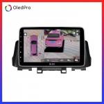 Dvd Android Oled C8S công nghệ mới trên xe Hyunhdai Kona  || Tặng Camera 360 quan sát toàn cảnh_0