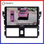Màn Hình Dvd Android Oled Pro X3s Tặng Camera 360 trên xe Toyota Vios 2014-2018 X3s_0