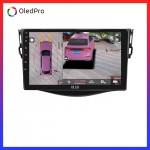 DVD Android tặng camera 360 Oled C8s  cho Toyota Rav4-2006-2012- Quan sát toàn cảnh, hạn chế va chạm, lái xe an toàn C8s_0