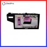Màn hình DVD Android xe Honda Jazz 2014-2018 OledPro X5s tích hợp Camera 360 quan sát toàn cảnh phiên bản 2020 X5s_0
