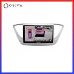 Màn hình DVD Android xe Hyundai Acent 2018-2019 Oledpro X5s tích hợp Camera 360 quan sát toàn cảnh phiên bản 2020 X5s_0