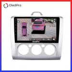 Màn hình DVD Android xe Ford Focus 2006-2012 DHTD Oledpro X5s tích hợp Camera 360 quan sát toàn cảnh phiên bản 2020 X5s_0
