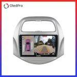 Màn hình DVD Android xe Chevrolet Spark 2016-2018 OledPro X5s tích hợp Camera 360 quan sát toàn cảnh phiên bản 2020 X5s_0
