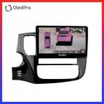 Màn Hình Dvd Android Oled Pro X3s Tặng Camera 360 trên xe Mitsubishi Outlander X3s_0