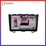 Dvd Android Oled C8S công nghệ mới trên xe Honda CRV 2007-2012 || Tặng Camera 360 qan sát toàn cảnh_0
