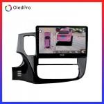 Dvd Android Oled C8S công nghệ mới trên xe Mitsubishi Oulander || Tặng Camera 360 quan sát toàn cảnh_0