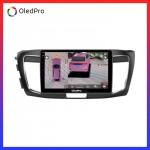 Màn hình DVD Android xe Honda Accord 2014-2016 Oledpro X5s tích hợp Camera 360 quan sát toàn cảnh phiên bản 2020 X5s_0