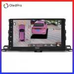 Màn hình DVD Android xe Toyota Highlander 2015-2018 OledPro X5s tích hợp Camera 360 quan sát toàn cảnh phiên bản 2020 X5s_0