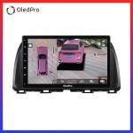 Màn hình DVD Android xe Mazda CX5 2012-2016 Oledpro X5s tích hợp Camera 360 quan sát toàn cảnh phiên bản 2020 X5s_0