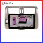 Màn hình DVD Android xe Toyota Prado 2010-2013 OledPro X5s tích hợp Camera 360 quan sát toàn cảnh phiên bản 2020 X5s_0