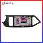 Dvd Android Oled C8S công nghệ mới trên xe Kia Morning || Tặng Camera 360 quan sát toàn cảnh_0