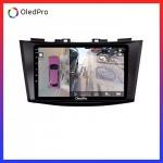 Màn Hình Dvd Android Oled Pro X3s Tặng Camera 360 trên xe Suzuki Swift X3s_0