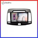 Dvd Android Oled C8S công nghệ mới trên xe Hyunhdai Avante2010-2014|| Tặng Camera 360 quan sát toàn cảnh_0