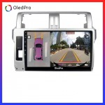 Màn hình DVD Android xe Toyota Prado 2014-2017 OledPro X5s tích hợp Camera 360 quan sát toàn cảnh phiên bản 2020 X5s_0