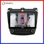 DVD Android tặng camera 360 Oled C8s  cho Honda Accord-2003-2007 || Quan sát toàn cảnh, hạn chế va chạm, lái xe an toàn C8s_0