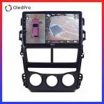 DVD Android tặng camera 360 Oled C8s  cho Toyota Vios 2019 ĐHC- Quan sát toàn cảnh, hạn chế va chạm, lái xe an toàn C8s_0
