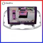 Màn hình DVD Android xe Chevrolet Captiva 2013-2017 Oledpro X5s tích hợp Camera 360 quan sát toàn cảnh phiên bản 2020 X5s_0
