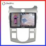 Màn hình DVD Android xe Kia Forte DHC OledPro X5s tích hợp Camera 360 quan sát toàn cảnh phiên bản 2020 X5s_0
