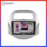 Màn Hình Android cho xe Chevrolet Spark 2016-2018 Oled Pro X3s Tặng Camera 360 toàn cảnh X3s_0