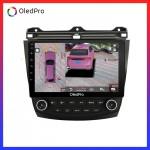 Màn hình DVD Android xe Honda Accord 2003-2007 Oledpro X5s tích hợp Camera 360 quan sát toàn cảnh phiên bản 2020 X5s_0