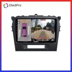 Màn Hình Dvd Android Oled Pro X3s Tặng Camera 360 trên xe Suzuki Vitara X3s_0