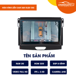DVD Android tặng camera 360 Oled C8s  cho Ford-Everet 2017-2019    Quan sát toàn cảnh, hạn chế va chạm, lái xe an toàn C8s_0