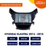 Dvd Android Oled C8S công nghệ mới trên xe Hyunhdai Elantra 2010-2012 || Tặng Camera 360 quan sát toàn cảnh_1