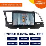 Dvd Android Oled C8S công nghệ mới trên xe Hyunhdai Elantra 2019 || Tặng Camera 360 quan sát toàn cảnh_1