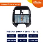 DVD Android tặng camera 360 Oled C8s  cho Nissan-Sunny-2011-2013 || Quan sát toàn cảnh, hạn chế va chạm, lái xe an toàn C8s_0