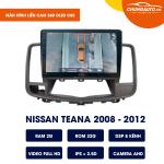 DVD Android tặng camera 360 Oled C8s  cho Nissan  Teana-2013-2017- Quan sát toàn cảnh, hạn chế va chạm, lái xe an toàn C8s_0