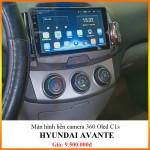 Màn hình liền camera 360 Oled C1s cho xe Hyundai Avante - Nâng cao chất lượng hình ảnh sắc nét, chân thực C1s_0