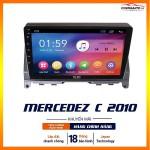 Dvd Android cho Mercedes-C200 2010 sang trọng nhất hiện nay || Chungauto đi đầu công nghệ_0