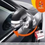 Độ gập gương lên xuống kính cho Corolla Cross 2020 giá rẻ - Công nghệ mới trên xe hơi_0