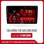 Lắp màn hình Android Gotech - Công nghệ Dvd mới trên xe hơi_0