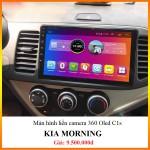 Màn hình liền camera 360 Oled C1s cho xe KIA morning - Dẫn đầu xu hướng, hình ảnh chân thực, sắc nét C1s_0