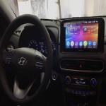 Địa chỉ lắp màn hình DVD Android OledPro X3 Hyundai Kona uy tín, giá rẻ_0