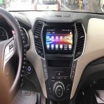 Màn hình DVD Android OledPro X3 Hyundai Santafe X3_0