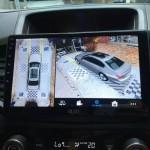 Màn hình liền camera 360 Oled C8s cho xe Hyundai Santafe-Màn hình sắc nét, sống động C8s_1
