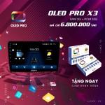 Màn hình DVD Android OledPro X3 Mitsubishi Outlander - Nâng tầm trải nghiệm, thể hiện đẳng cấp X3_0