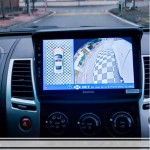 Màn hình liền camera 360 cho xe Mitsubishi Pajero Sport 2020_0