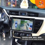Nơi lắp Camera 360 cho Altis 2020 vô cùng thông minh - Chungauto_0