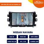 Màn Hình Dvd Android Oled Pro X3s Tặng Camera 360 trên xe Nissan Navara X3s_0