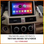 Màn hình liền camera 360 Oled C1s cho xe Mitshubishi Xpander - Tốc độ xử lý hình ảnh nhanh, độ nét cao C1s_0