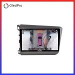 Dvd Android Oled C8S công nghệ mới trên xe Hyunhdai Elantra 2013-2015 || Tặng Camera 360 quan sát toàn cảnh_0