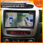Màn hình liền camera 360 Oled C8s cho xe KIA Sorento - Nâng tầm đẳng cấp cho xế yêu C8s_0