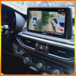 Dvd Android Oled C8S công nghệ mới trên xe Hyunhdai Verna || Tặng Camera 360 quan sát toàn cảnh_0