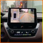Màn hình liền camera 360 OledPro X6s cho Toyota Corolla Cross - Công nghệ màn hình hiện đại, sắc nét, chân thực X6s_1