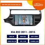 Dvd Android Oled C8S công nghệ mới trên xe Kia Rio 2011-2015 || Tặng Camera 360 quan sát toàn cảnh_0